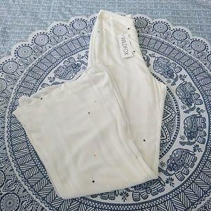 Wildfox Pants - NWT WILDFOX STARLET LOREN PANTS size M BOHO